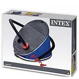Насос Intex 68610 ножной большой, 30 см, фото 2