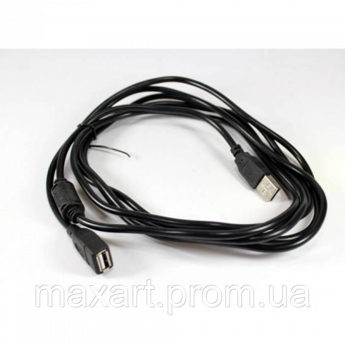 Кабель удлинитель, шнур USB - OTG USB 3 м
