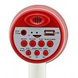 Громкоговоритель (рупор) UKC ER-22U Красный, фото 6