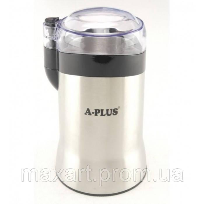 Кофемолка А-Плюс CG-1586 измельчитель 180W