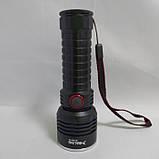 Тактический фонарь POLICE BL S09 T6 фонарик 1200 Lumen, фото 2