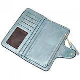 Женский кошелек, портмоне Baellerry N2341 Тёмно-голубой, фото 6
