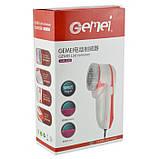Машинка для стрижки катышков (катышек) Gemei GM-230 от сети 220v, фото 9