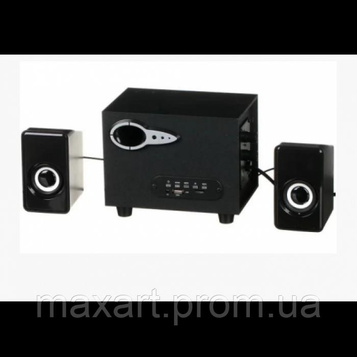 Колонки компьютерные SW-303U 220V Черные