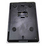 Сенсорные электронные кухонные весы до 7 кг Domotec MS 912 Красные, фото 2