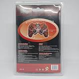 Игровой манипулятор TURBO USB GAMEPAD DJ-168 джойстик для ПК Бордовый, фото 2