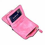 Женский кошелек Baellerry Forever N2346 Розовый, фото 3