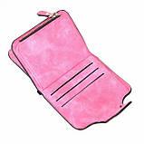 Женский кошелек Baellerry Forever N2346 Розовый, фото 4