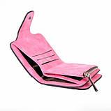 Женский кошелек Baellerry Forever N2346 Розовый, фото 5