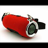 Портативная bluetooth колонка спикер JBL Xtreme mini FM, MP3, радио Красный, фото 4