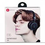 Беспроводные Bluetooth стерео наушники Gorsun GS-E95 Чёрные, фото 3