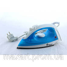 Паровой Утюг Domotec 1200Вт MS-2208 Тефлоновое покрытие