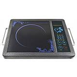 Инфракрасная плита Domotec MS-5842 2000W, фото 2
