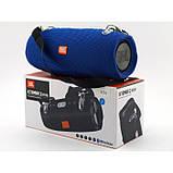 Беспроводная Bluetooth Колонка JBL Xtreme 2 mini Синий (реплика), фото 8