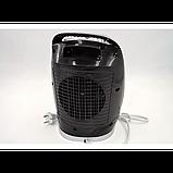 Тепловентилятор дуйка Domotec Heater MS 5905 (1500 ВТ), фото 2