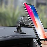 Автомобильный держатель телефона HOCO CA53 Intelligent для приборной панели, фото 5