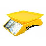 Торговые электронные весы Domotec ACS 40KG/5G MS 266 до 40 кг 4V, фото 2