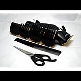 Профессиональная машинка для стрижки волос Gemei GM-809 9W, фото 4