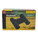 Бинокль Bushnell 2675-1 10х25 с чехлом Камуфляж Реплика, фото 8