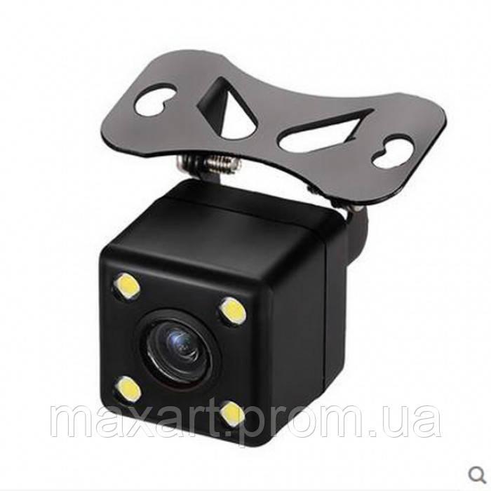 Камера заднего вида универсальная с подсветкой CAR CAM 707 (1934)