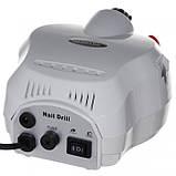 Фрезер для маникюра и педикюра Nail Drill DM-202 35000 оборотов 30 Вт Белый, фото 4