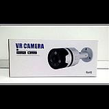 Камера настенная потолочная уличная 2 в 1 CAMERA CAD 7010 WIFI ip БЕЛАЯ, фото 5