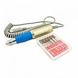Фрезер для маникюра и педикюра Lina MM-25000 на 25000 оборотов, фото 5