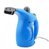 Ручной отпариватель для одежды Аврора A7 Синий, фото 3