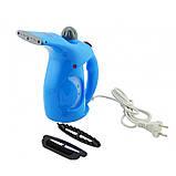 Ручной отпариватель для одежды Аврора A7 Синий, фото 5