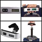 Кантер весы электронные безмен 50 кг d=10г 004, фото 9