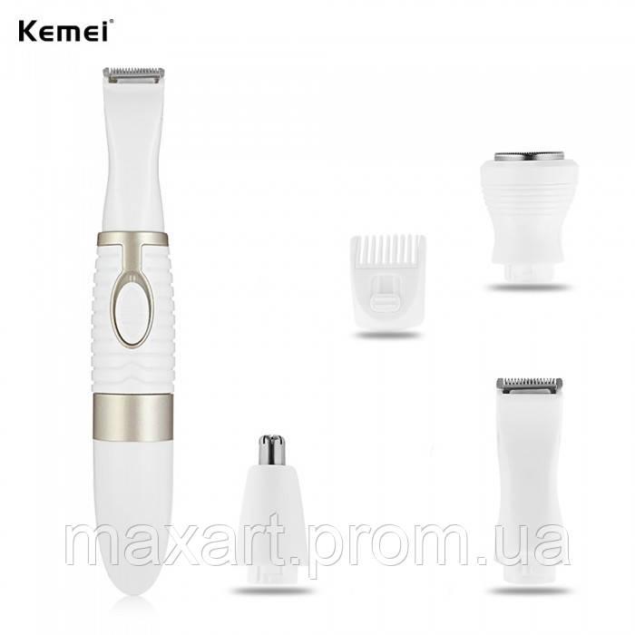 Триммер для носа ушей Kemei KM-PG500 Белый