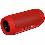 Портативная bluetooth колонка спикер JBL Charge 2 FM, MP3, радио Красная, фото 2