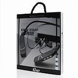Беспроводные Вluetooth стерео наушники JBL VJ097 с внешними динамиками Чёрные, фото 5