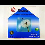 Электронные напольные весы Domotec MS-2019 до 180 кг с ЖК дисплеем С ОДУВАНЧИКОМ, фото 4