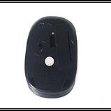 Мышка беспроводная оптическая G179 мышь Синяя, фото 5