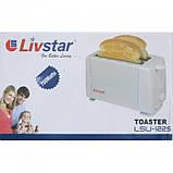 Тостер Livstar Lsu-1225  700 Вт, фото 2
