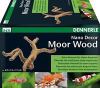Керамическая болотная коряга Dennerle Nano Decor Moor Wood, 22,0 х 13,0 х 11,0 см