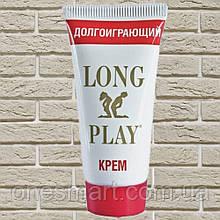 "Крем пролонгатор для мужчин  ""Long play"" от Биоритм 15 мл."