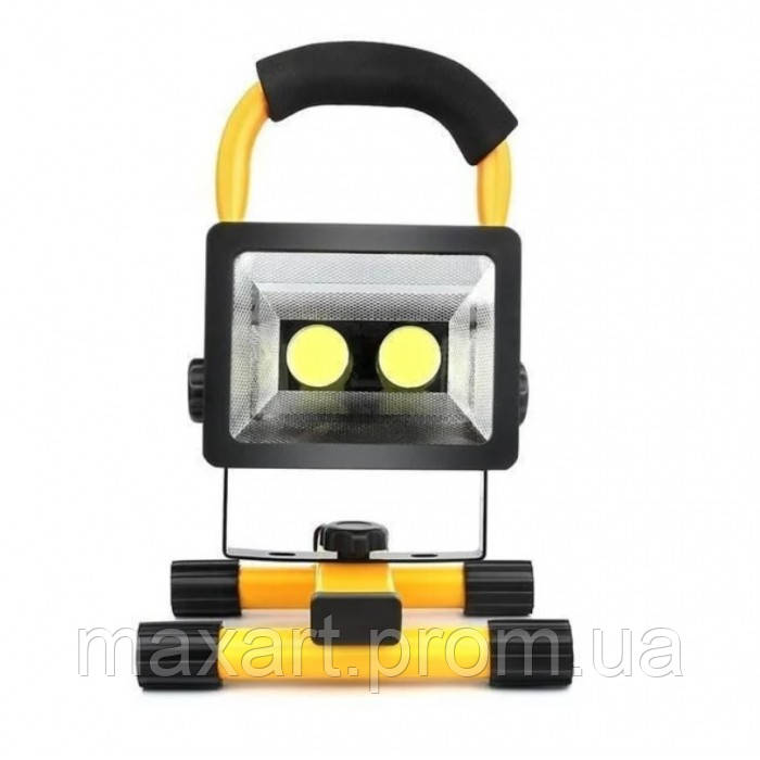Ручной переносной прожектор W902-COB