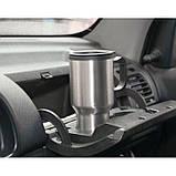 Автомобильная термокружка с подогревом Electric 140Z, фото 3