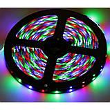 Лента светодиодная RGB 5050 - полный комплект влагозащищена 5 метров, фото 2