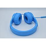 Наушники NUBWO N8 со встроенным микрофоном Синие, фото 2
