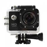 Экшн камера Action Camera J400 ( A7) полный комплект go pro, фото 2