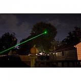 Зеленая Лазерная указка LASER POINTER 500 mW лазер, фото 4