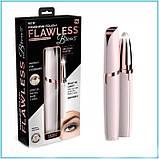 Эпилятор для бровей триммер Electric Finishing Touch Flawless Brows, фото 5