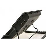 Охлаждающая Подставка для ноутбука кулер ColerPad ErgoStand, фото 4
