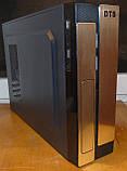 Case#204 Настольный компьютерный корпус DTS+ 400W Блок питания mATX, фото 4
