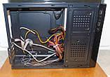 Case#204 Настольный компьютерный корпус DTS+ 400W Блок питания mATX, фото 2