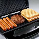Бутербродница Domotec 7709 1000 Вт гриль сендвичница тостер, фото 3