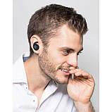 Bluetooth наушники стереогарнитура Awei T1 Чёрный, фото 5